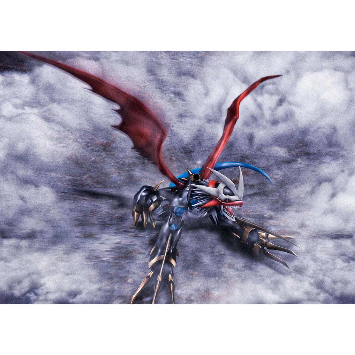 【限定販売】Precious G.E.M.シリーズ『インペリアルドラモン:ドラゴンモード』デジモンアドベンチャー02 完成品フィギュア-009