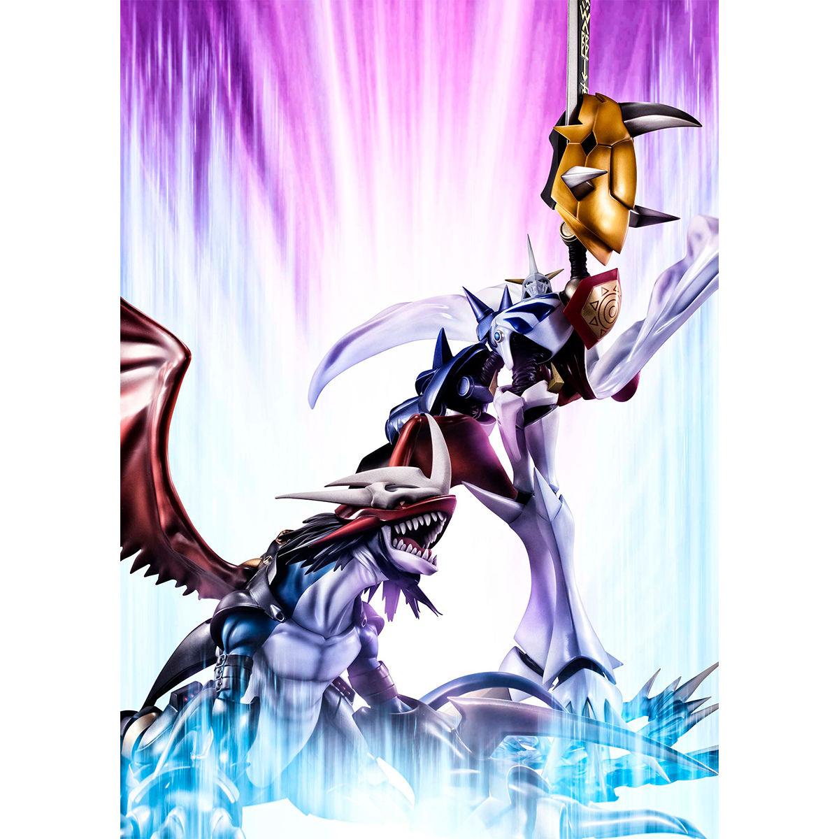 【限定販売】Precious G.E.M.シリーズ『インペリアルドラモン:ドラゴンモード』デジモンアドベンチャー02 完成品フィギュア-010