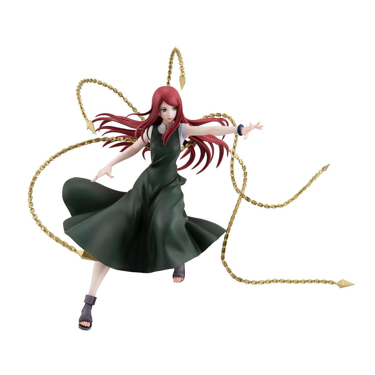 【限定販売】NARUTOギャルズ『うずまきクシナ』NARUTO-ナルト- 完成品フィギュア-003
