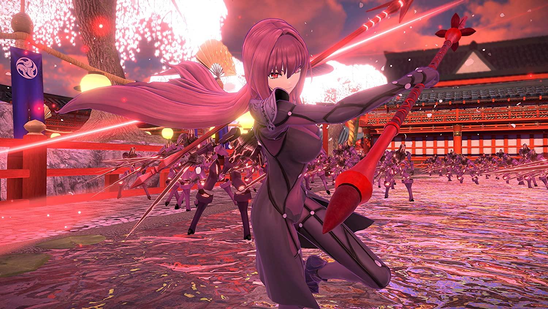 Nintendo Switch『Fate/EXTELLA Celebration BOX for Nintendo Switch』ゲーム-007