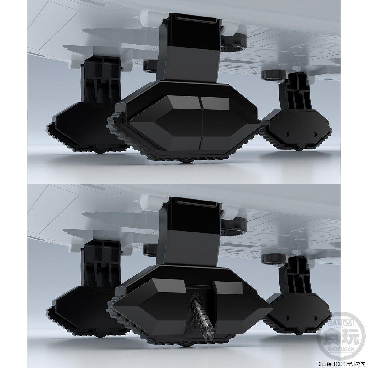 【食玩】スーパーミニプラ『電子合体 バイオロボ』超電子バイオマン 2個入りBOX-012