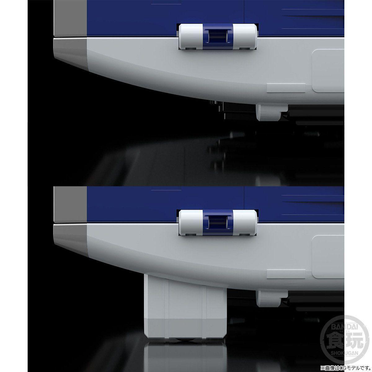 【食玩】スーパーミニプラ『電子合体 バイオロボ』超電子バイオマン 2個入りBOX-013