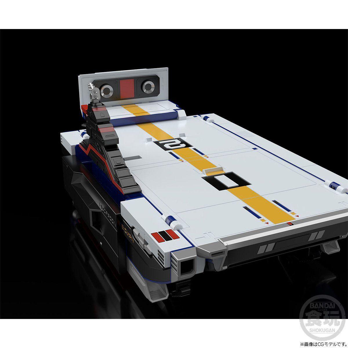 【食玩】スーパーミニプラ『電子合体 バイオロボ』超電子バイオマン 2個入りBOX-015
