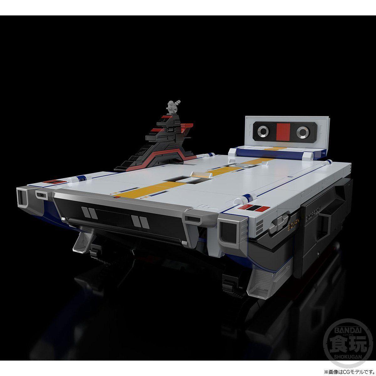 【食玩】スーパーミニプラ『電子合体 バイオロボ』超電子バイオマン 2個入りBOX-016