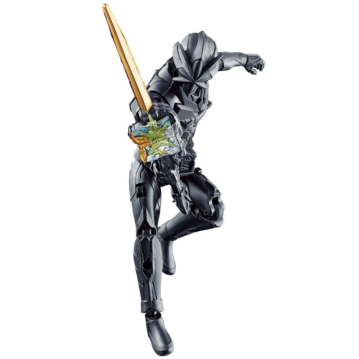 RKF『仮面ライダー最光 最高パーフェクトセット』仮面ライダーセイバー 可変可動フィギュア-003