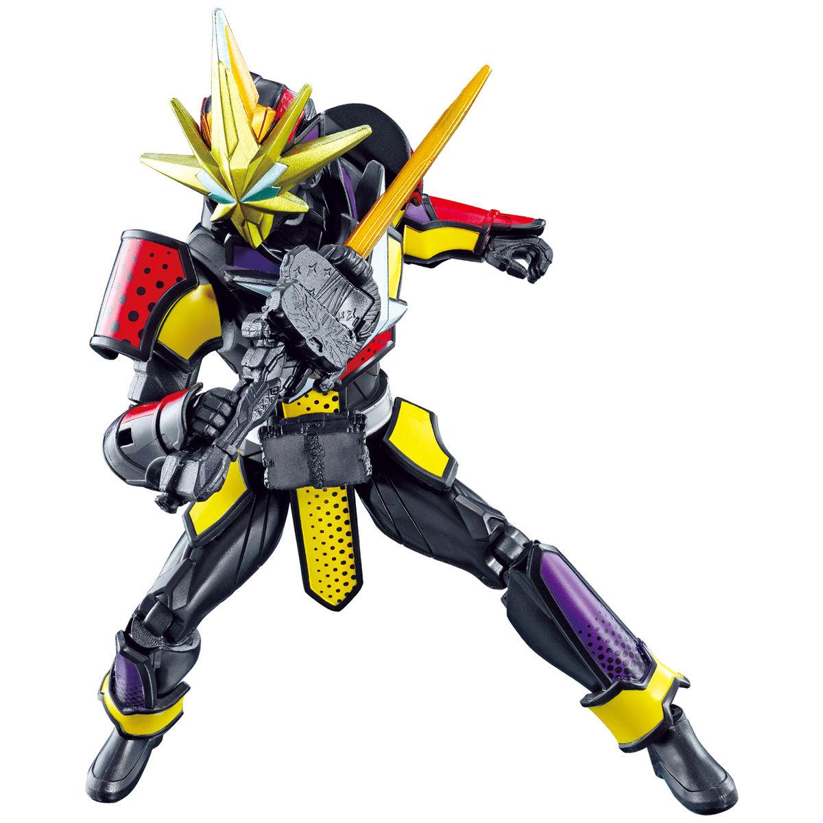 RKF『仮面ライダー最光 最高パーフェクトセット』仮面ライダーセイバー 可変可動フィギュア-004
