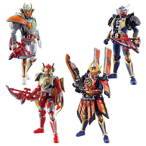 【食玩】SO-DO CHRONICLE『仮面ライダー鎧武2』10個入りBOX