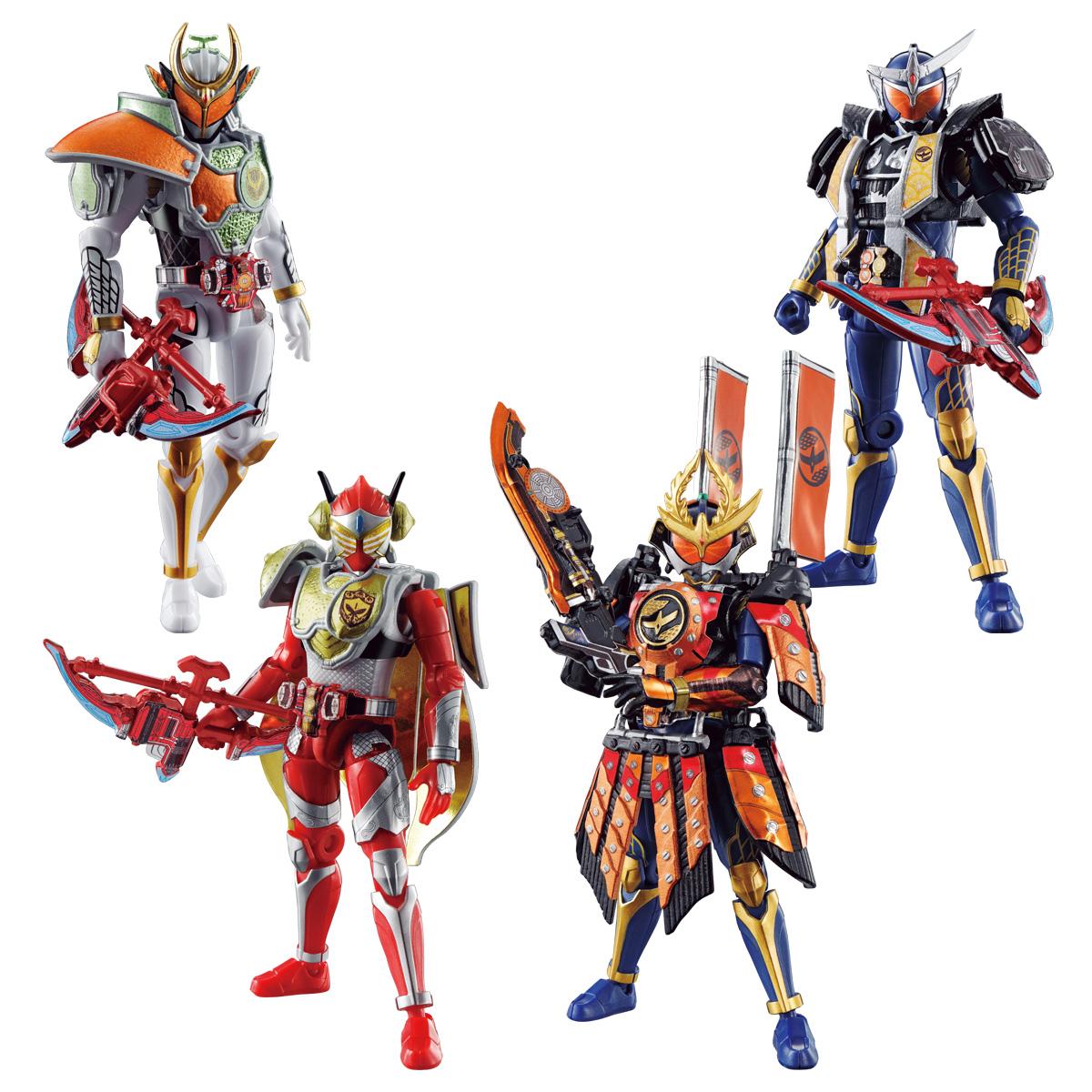 【食玩】SO-DO CHRONICLE『仮面ライダー鎧武2』10個入りBOX-001