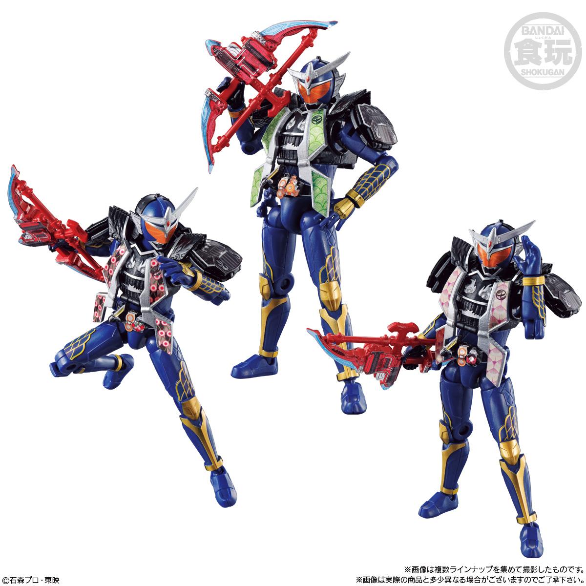 【食玩】SO-DO CHRONICLE『仮面ライダー鎧武2』10個入りBOX-010
