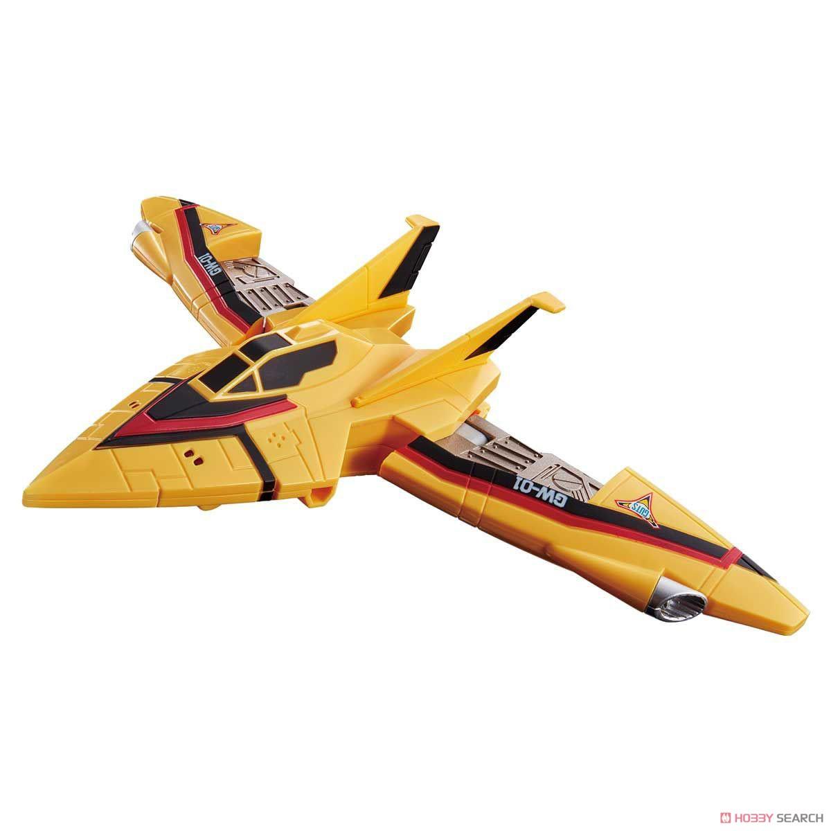 DX GUTSビークル『ガッツウイング1号』可変玩具-001