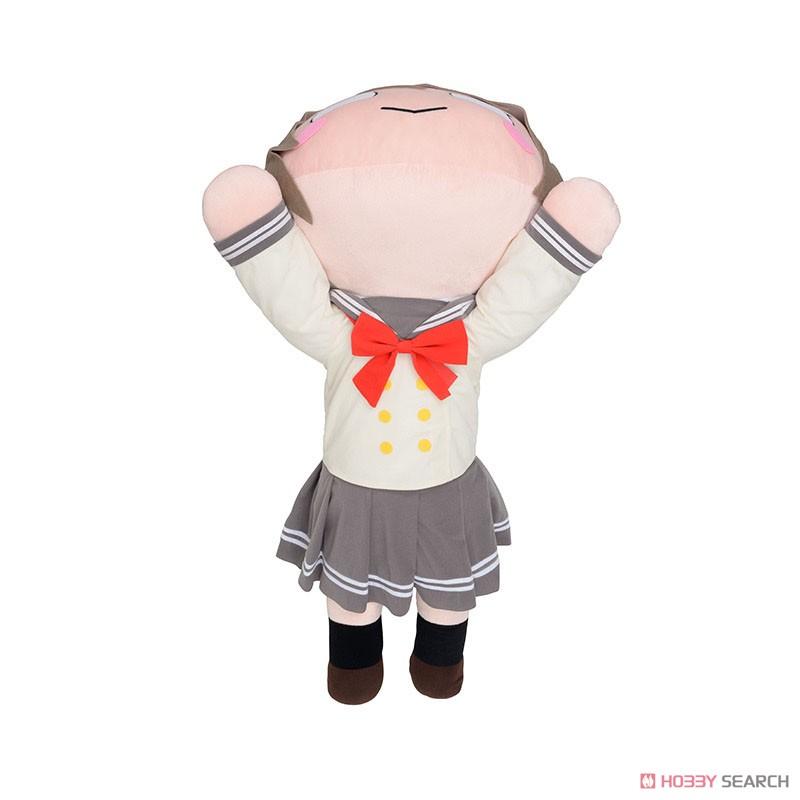 【再販】テラジャンボ寝そべりぬいぐるみ『渡辺曜』ラブライブ!サンシャイン!! ぬいぐるみ-002