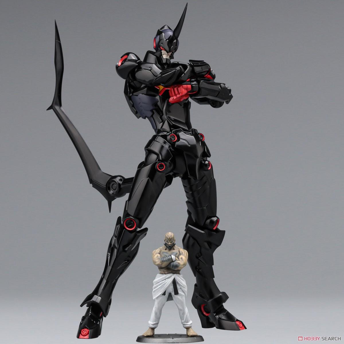 プライオボット『ラゼンガン』天元突破グレンラガン プラモデル-001