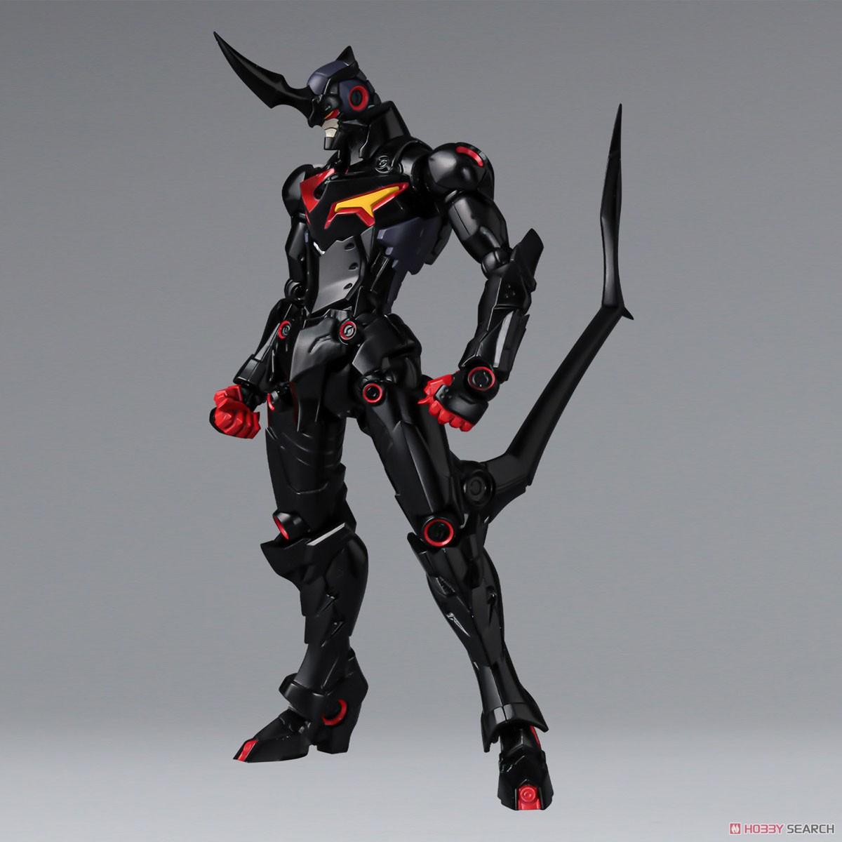 プライオボット『ラゼンガン』天元突破グレンラガン プラモデル-002