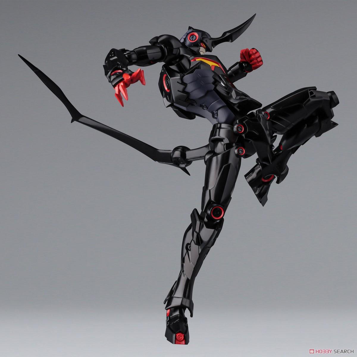 プライオボット『ラゼンガン』天元突破グレンラガン プラモデル-004