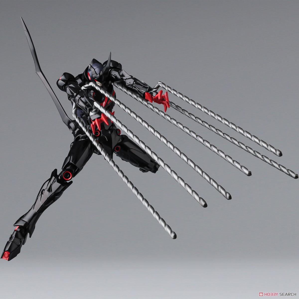 プライオボット『ラゼンガン』天元突破グレンラガン プラモデル-008