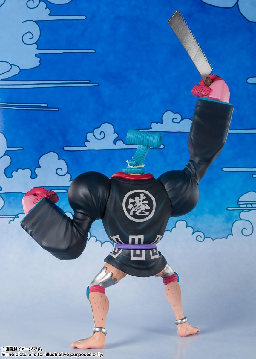 フィギュアーツZERO『ナミ(おナミ)』ONE PIECE 完成品フィギュア-013