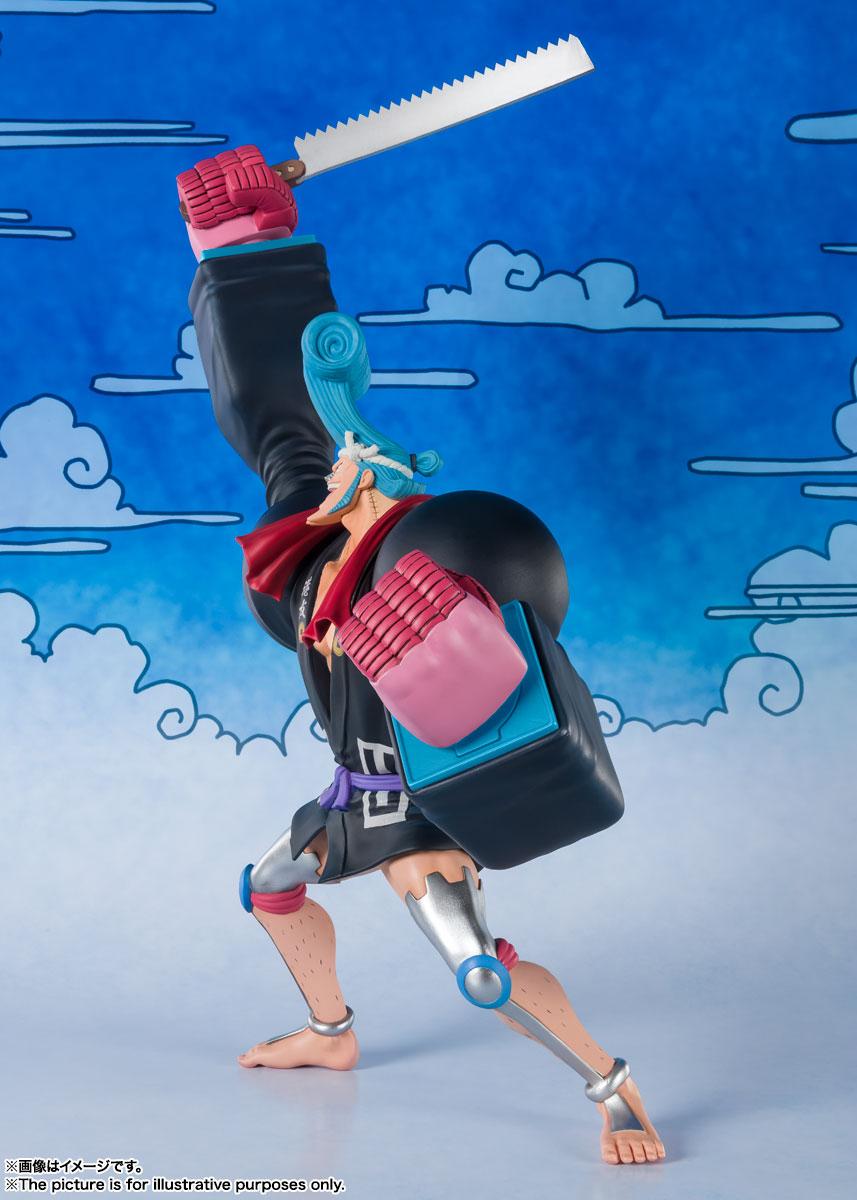 フィギュアーツZERO『ナミ(おナミ)』ONE PIECE 完成品フィギュア-014