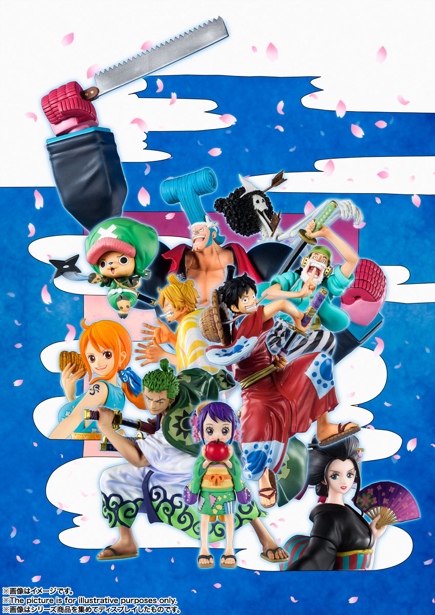フィギュアーツZERO『ナミ(おナミ)』ONE PIECE 完成品フィギュア-017