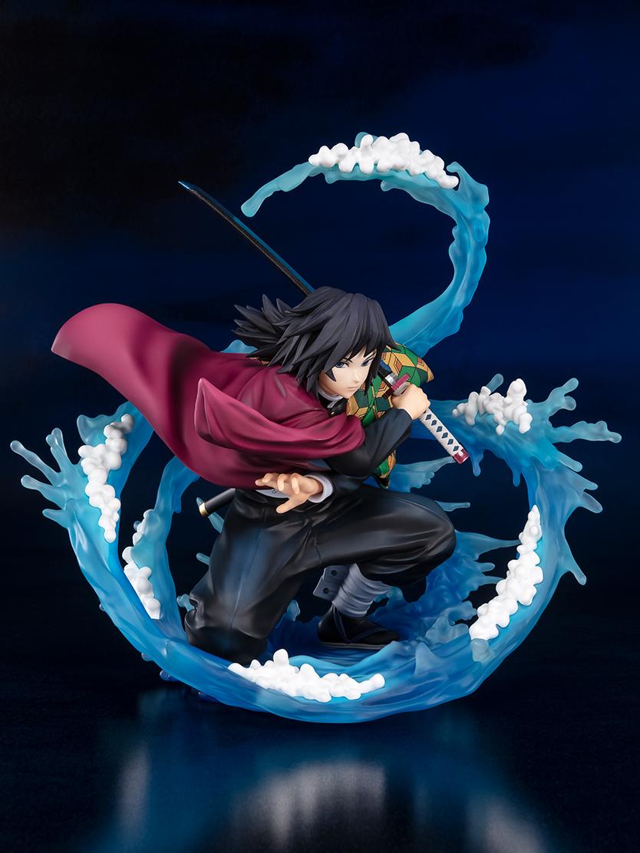 フィギュアーツZERO『冨岡義勇 -水の呼吸-』鬼滅の刃 完成品フィギュア-001