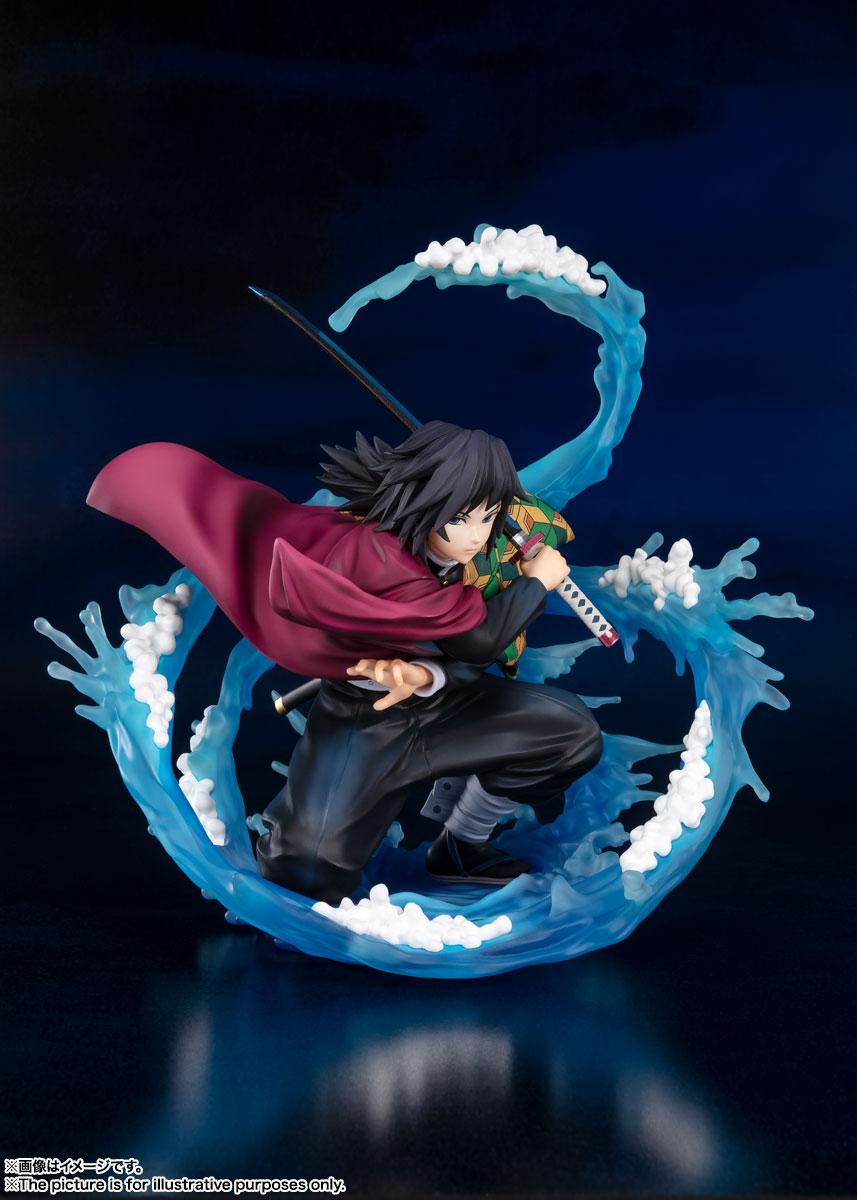 フィギュアーツZERO『冨岡義勇 -水の呼吸-』鬼滅の刃 完成品フィギュア-004