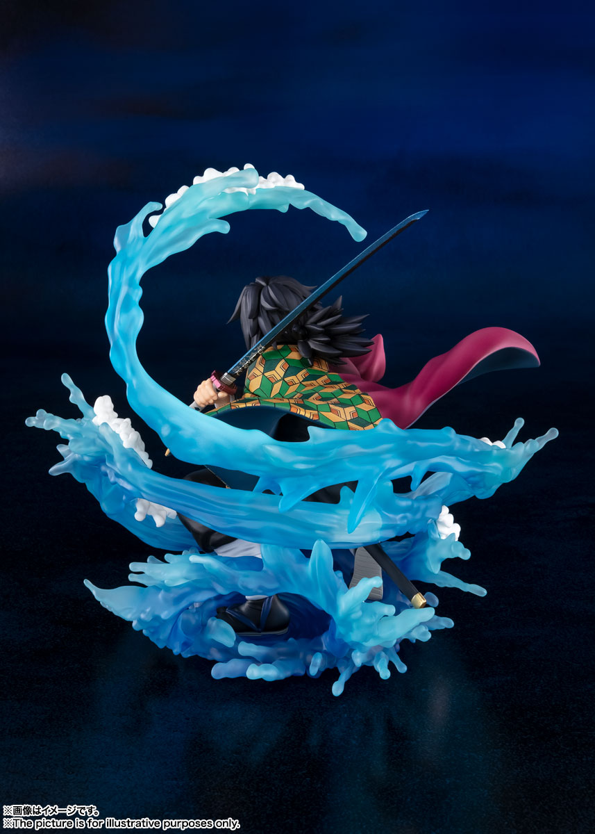 フィギュアーツZERO『冨岡義勇 -水の呼吸-』鬼滅の刃 完成品フィギュア-006