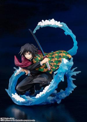 フィギュアーツZERO『冨岡義勇 -水の呼吸-』鬼滅の刃 完成品フィギュア-011