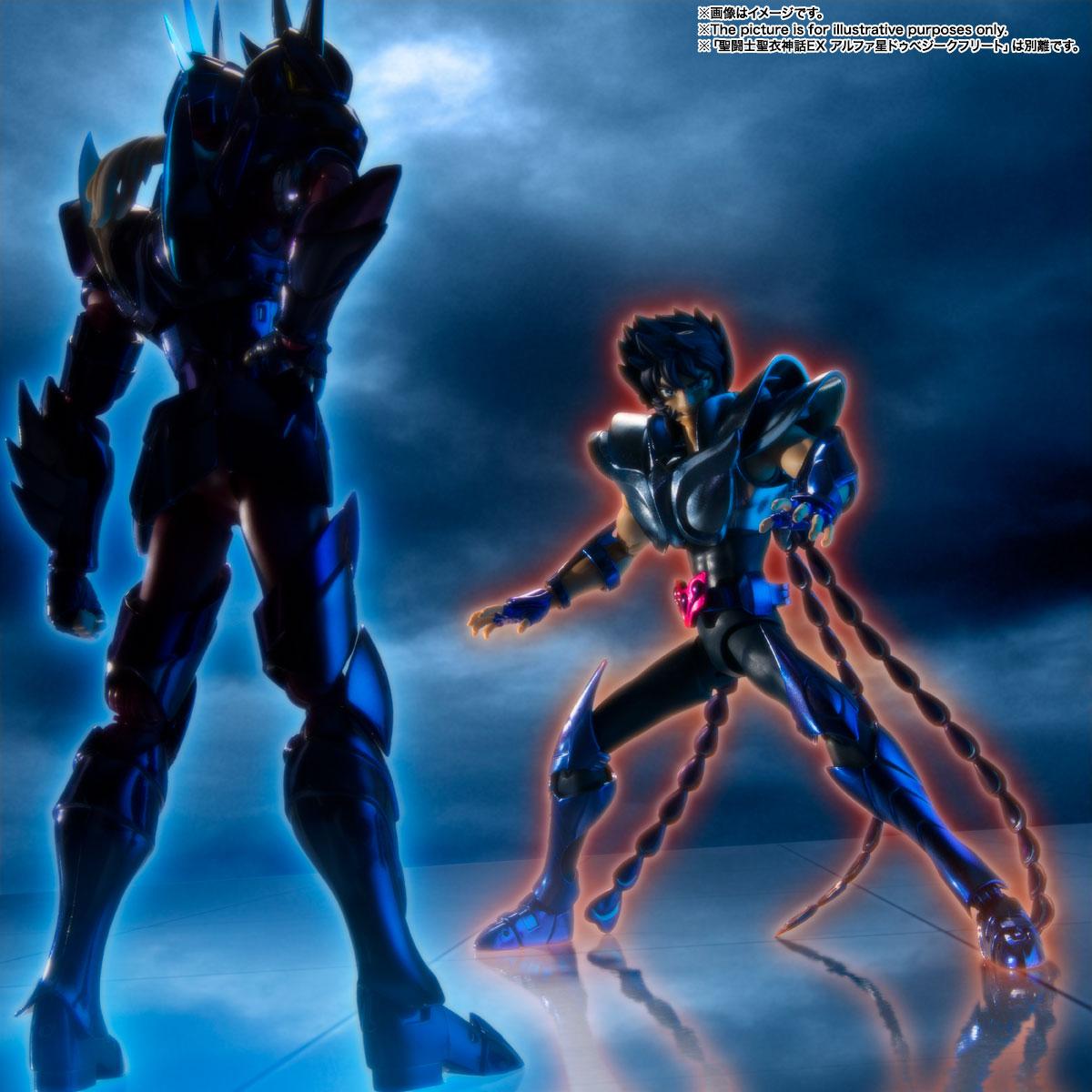 聖闘士聖衣神話EX『フェニックス一輝(新生青銅聖衣)〈リバイバル版〉』聖闘士星矢 可動フィギュア-008