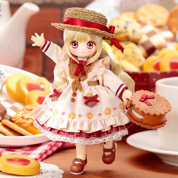 【限定販売】SugarCups(シュガーカップス)『ビスケティーナ ~Welcome to Sugar Cup Wonderland!~(アゾンダイレクトストア限定販売 ver.)』ピコニーモP 完成品ドール