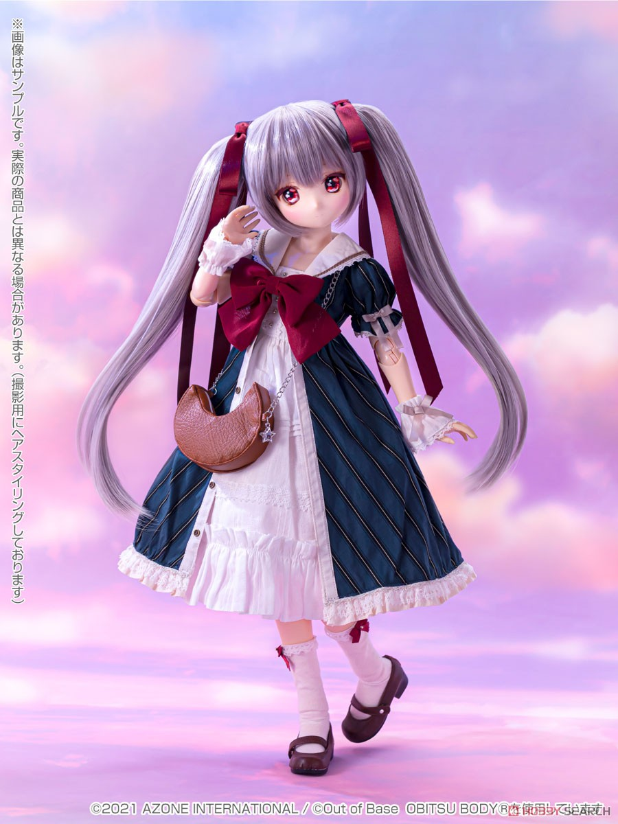 Iris Collect petit『あんな/Stellar light twins ver.1.1~夜明けのスピカ~』1/3 完成品ドール-015