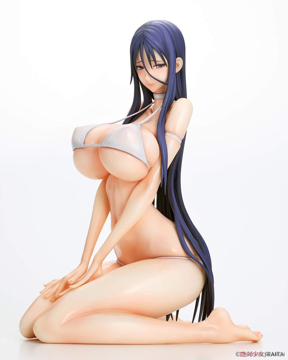 魔法少女『ミサ姉 黒ビキニver.』1/6 完成品フィギュア-013