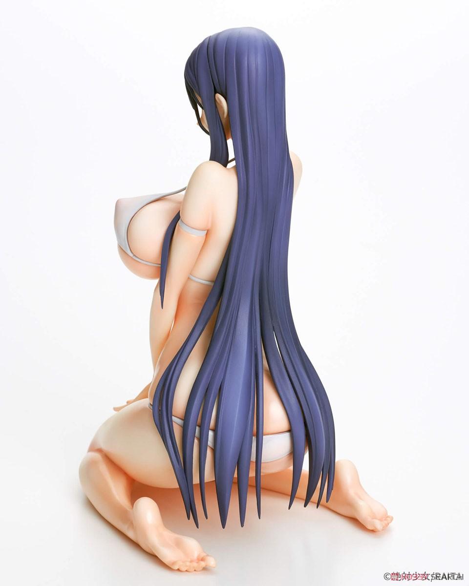 魔法少女『ミサ姉 黒ビキニver.』1/6 完成品フィギュア-019