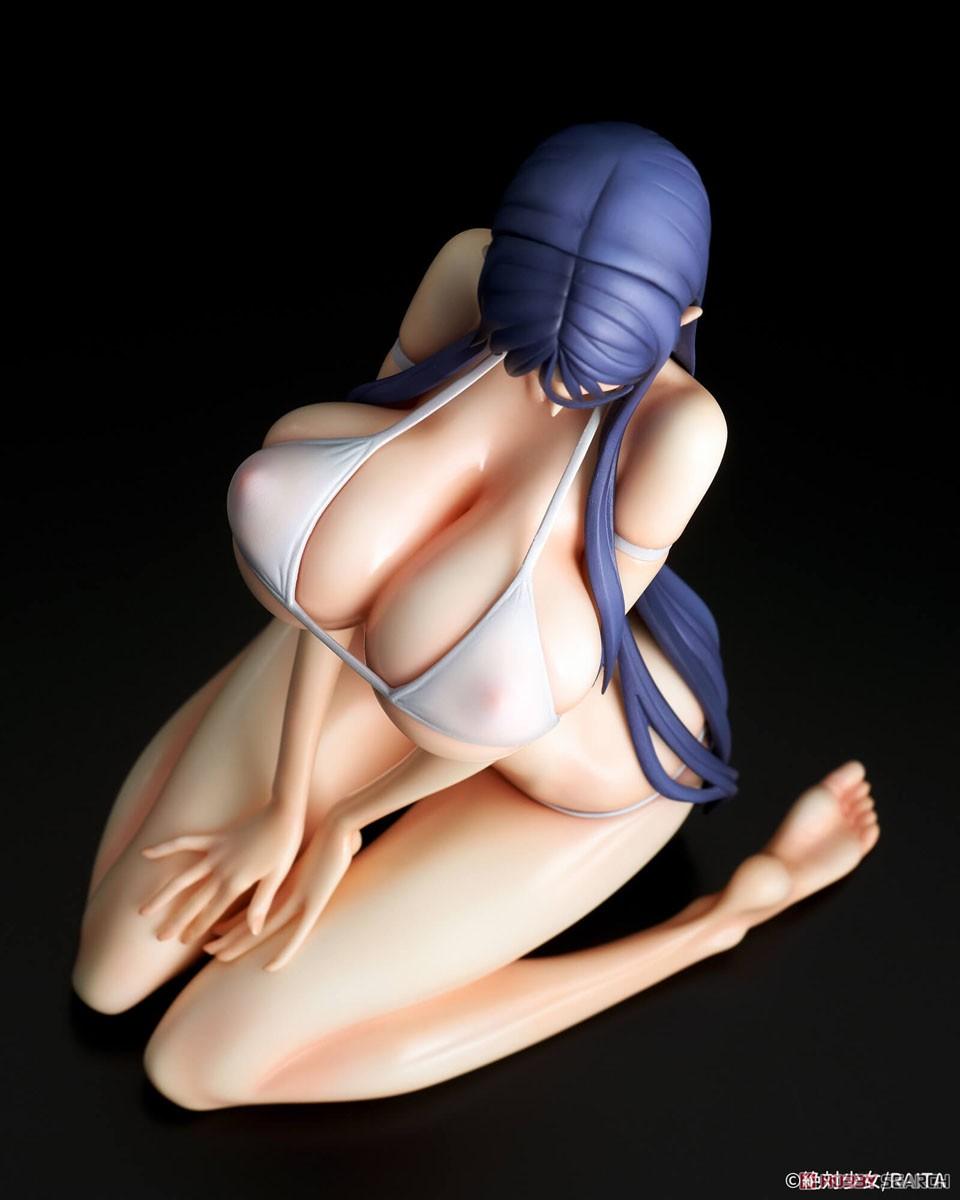 魔法少女『ミサ姉 黒ビキニver.』1/6 完成品フィギュア-024