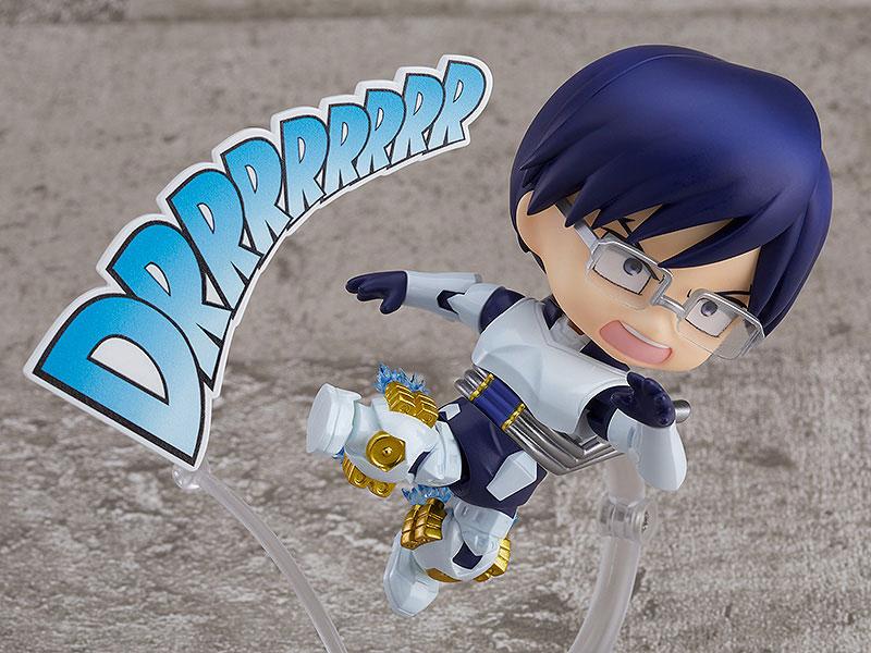 ねんどろいど『飯田天哉』僕のヒーローアカデミア 可動フィギュア-003