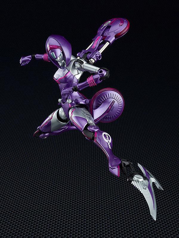 サイクリオン『TYPE ラベンダ』1/12 塗装済み変形フィギュア-006