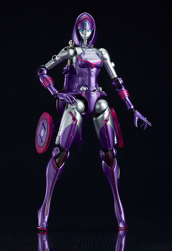 サイクリオン『TYPE ラベンダ』1/12 塗装済み変形フィギュア-008