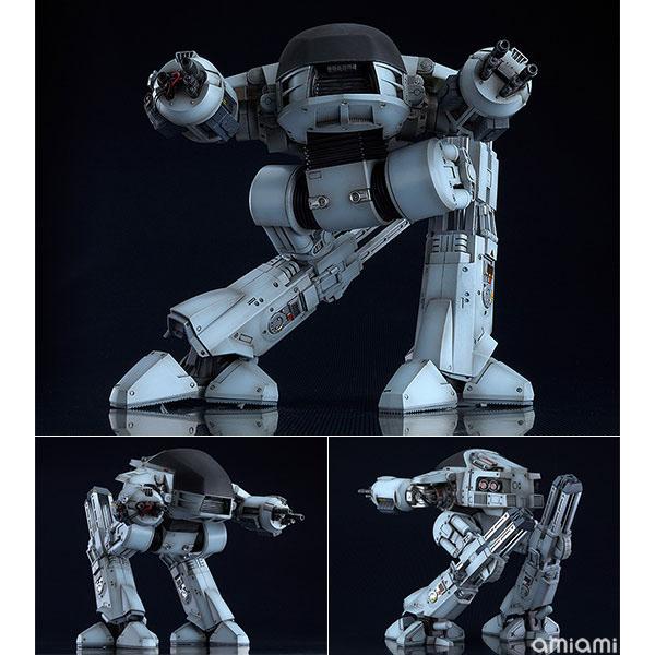 MODEROID『ED-209』ロボコップ プラモデル