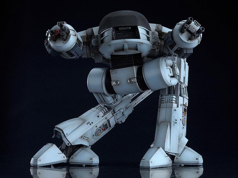 MODEROID『ED-209』ロボコップ プラモデル-001