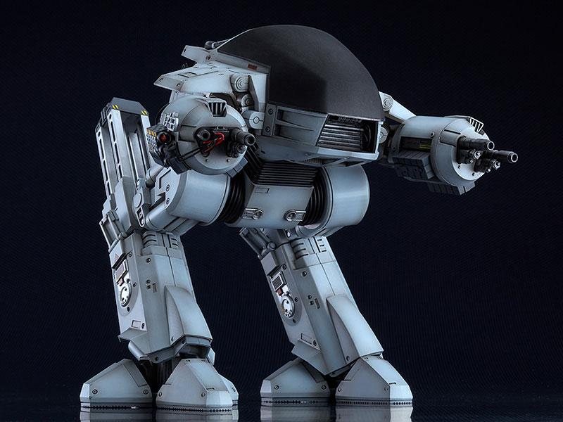 MODEROID『ED-209』ロボコップ プラモデル-002