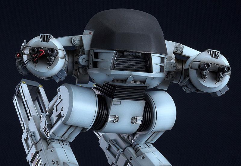 MODEROID『ED-209』ロボコップ プラモデル-003