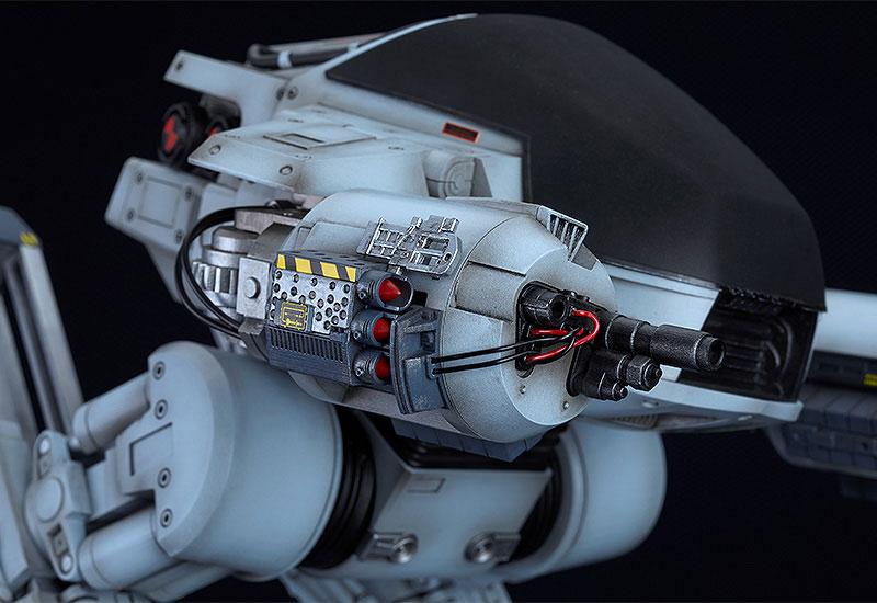 MODEROID『ED-209』ロボコップ プラモデル-005