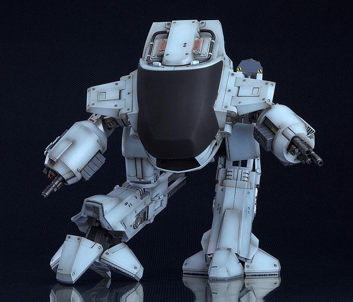 MODEROID『ED-209』ロボコップ プラモデル-006