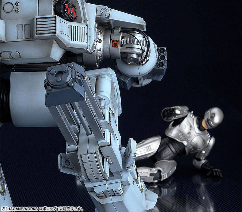 MODEROID『ED-209』ロボコップ プラモデル-007