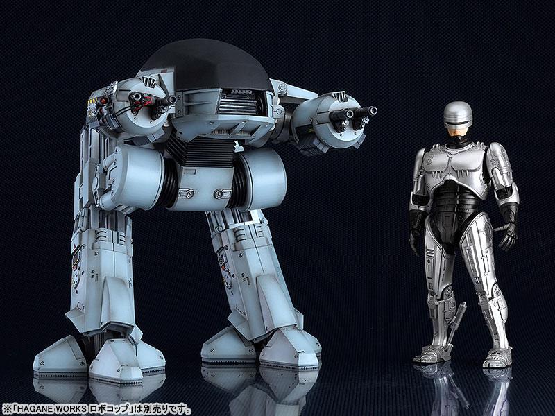 MODEROID『ED-209』ロボコップ プラモデル-008
