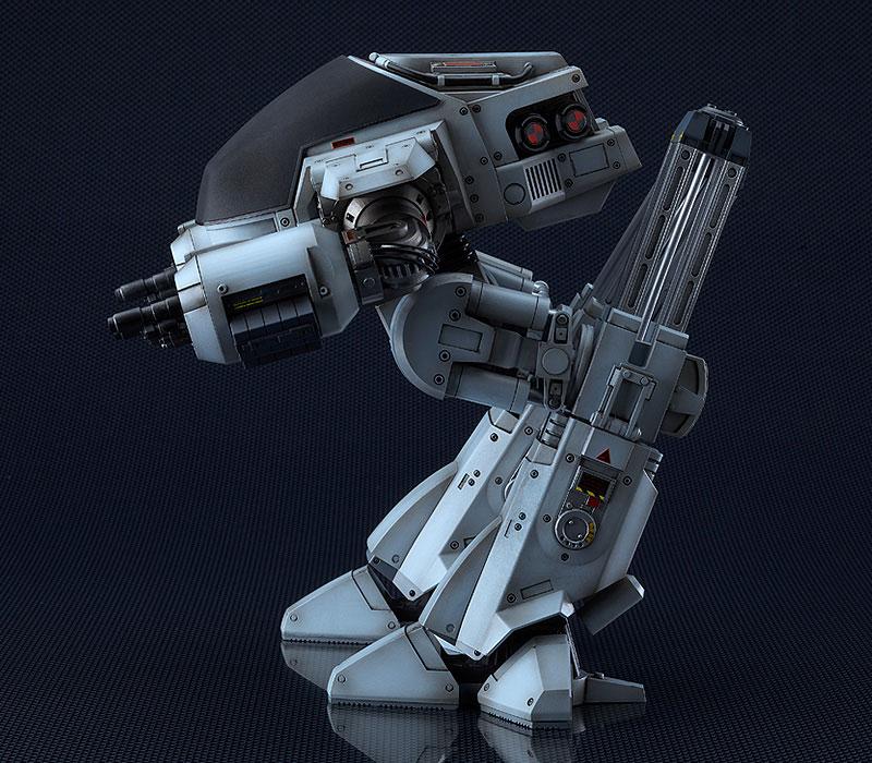 MODEROID『ED-209』ロボコップ プラモデル-009