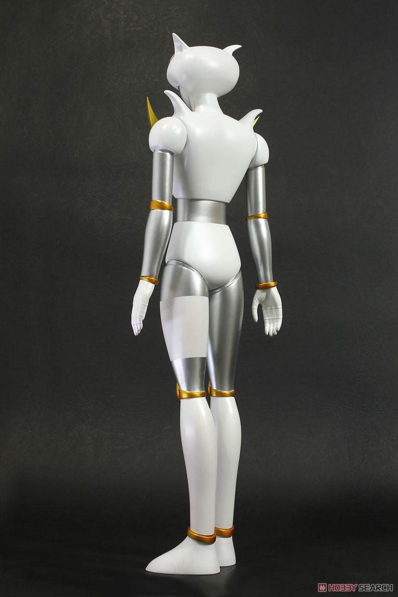 GRAND SOFVI BIGSIZE MODEL『アフロダイA スノーホワイト バージョン』マジンガーエンジェル ソフビフィギュア-002