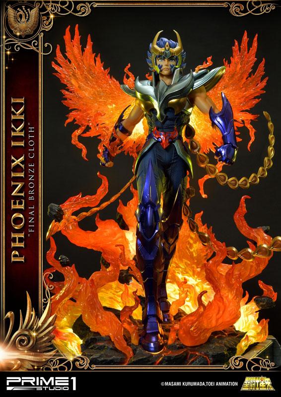 プレミアムマスターライン『フェニックス一輝』聖闘士星矢 1/4 スタチュー-004