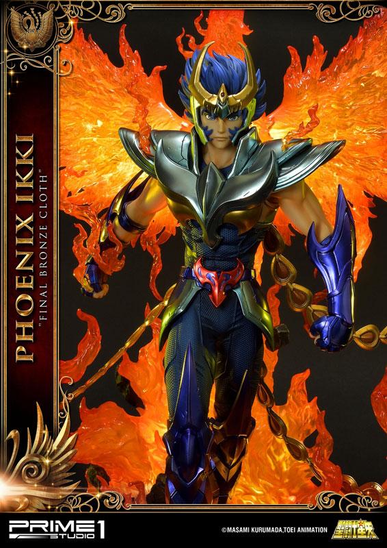 プレミアムマスターライン『フェニックス一輝』聖闘士星矢 1/4 スタチュー-005