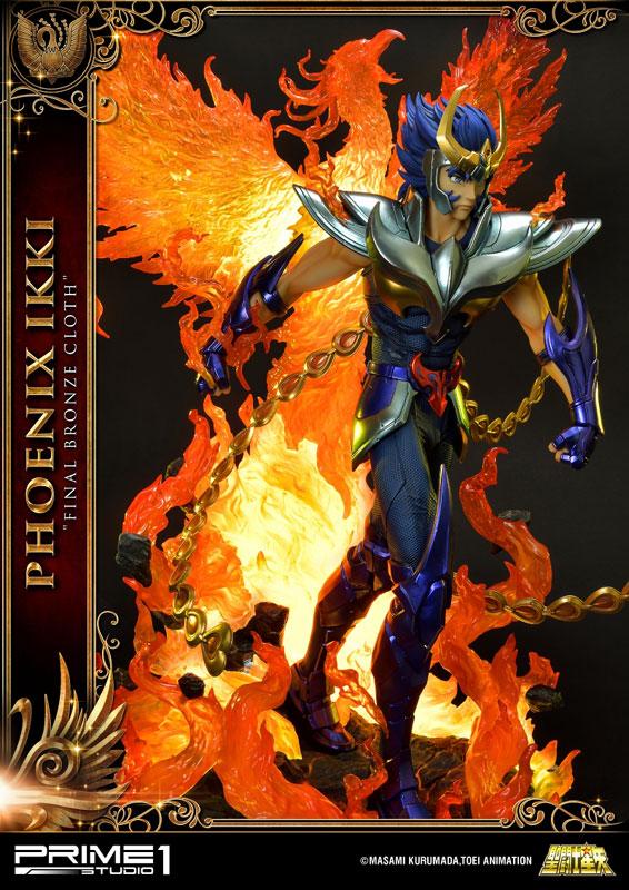 プレミアムマスターライン『フェニックス一輝』聖闘士星矢 1/4 スタチュー-006