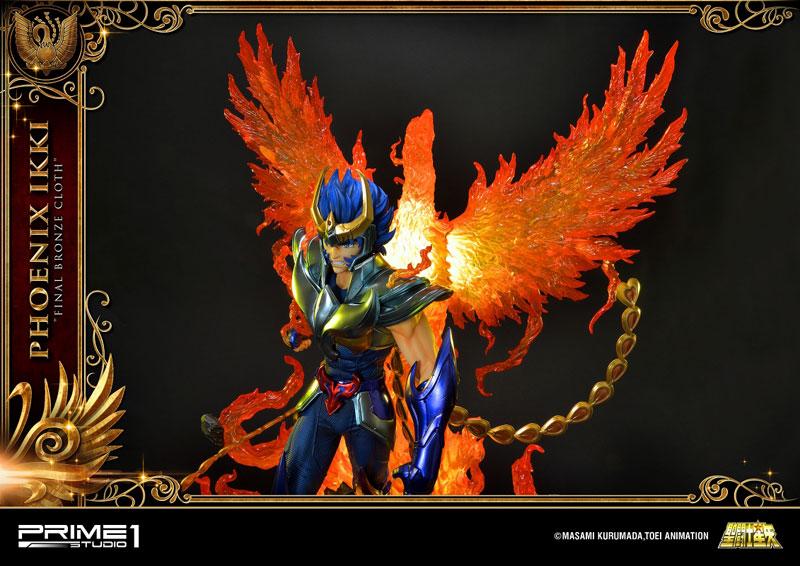 プレミアムマスターライン『フェニックス一輝』聖闘士星矢 1/4 スタチュー-011