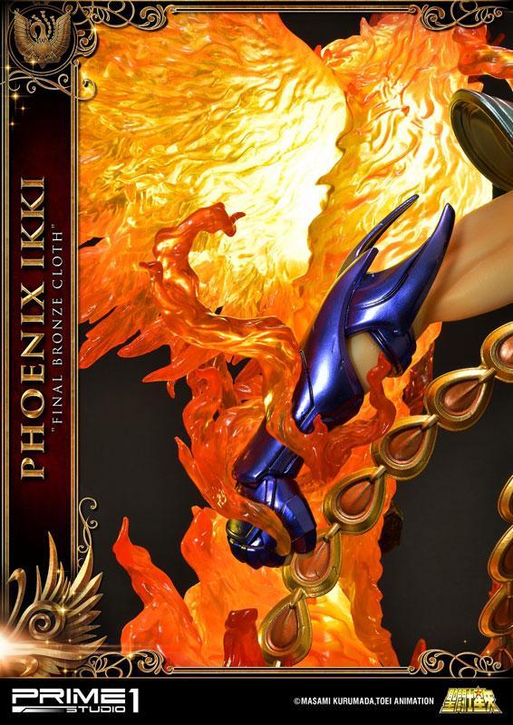 プレミアムマスターライン『フェニックス一輝』聖闘士星矢 1/4 スタチュー-017